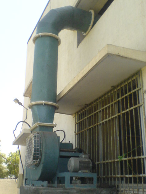 Centrifugal Exhaust Fans Pp Blowers Frp Blowers